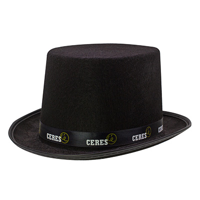 100% Polyester <font color='red'>Fedora</font> <font color='red'>hat</font>s With Print