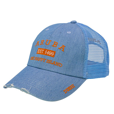 Sport Distressed ba<x>seball Caps Wit