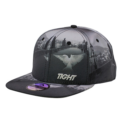 Customized Sublimation Print Snapback Cap