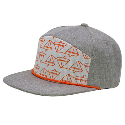 Customized 7 Panel <font color='red'>cap</font>s <font color='red'>Snapback</font> <font color='red'>cap</font>s
